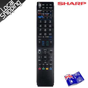 For Sharp Aquos Replacement TV Remote Control TV GA825WJSA, GA841WJSA GA864WJSA