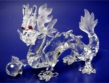 Swarovski Scs Member 1997 Annual Edition Dragon Signed By Artist