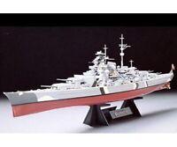 Tamiya 1:350 WWII Dt. Kampfschiff Bismarck