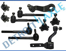 Brand New 10pc Complete Front Suspension Kit for Chevrolet and GMC K1500 4x4