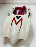 Speed Racer Hot Wheels Mach 5 Racing Car Kids Toy Collectible