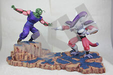 DRAGON BALL Z PICCOLO VS FREEZA 3rd FORM RESIN FIGURE FIGURA STATUE. PRE-ORDER