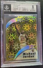 1997-98 Ultra Star Power Supreme #1 Michael Jordan Bulls HOF BGS 8 w/ 9.5 center