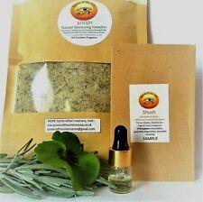 Simmering Granules Frankincense Geranium Lavender,Handmade with oils & Incense