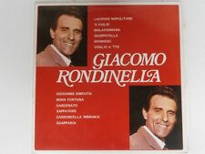 GIACOMO RONDINELLA - Self Titled - VIS LPLV3320 - Italy LP
