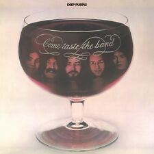 Deep Purple Come Taste The Band LP Vinyl 11 Track 180gram Back to Black Repress