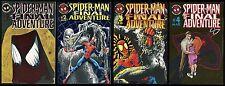 Spider-Man The Final Adventure Comic Set 1-2-3-4 Lot Peter Parker Ben Reilly NEW
