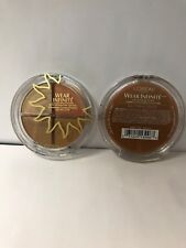 Lot of 2 L'oreal Wear Infinite Eye Shadow Quad Coral Craze