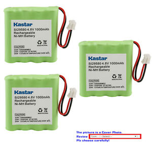 Kastar Battery Replace for Summer Infant 29580-10, Wide, Full View Panorama 2.0