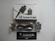 RF Switch Modulator NEW (Complete in box) Nintendo Gamecube NGC CIB OVP