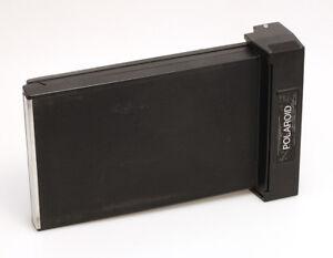 """Polaroid Model 550 Film Holder 4x5"""""""