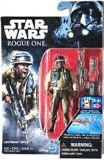 LIEUTENANT SEFLA Rebel Commando — Star Wars 3.75 Inch 1:18 Scale New in Pack