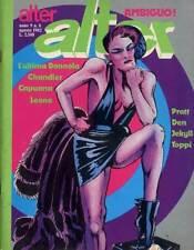 rivista ALTER ALTER LINUS - Anno 1982 numero 8