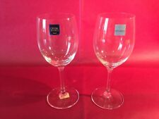 """Lot de 2 verres à vin """"Beaujolais"""" n°3 grand - Cristal de Sèvres"""
