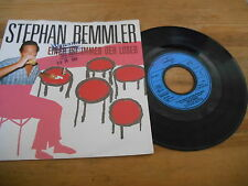"7"" NDW Stephan Remmler - one is always the Loser (3 Song) Mercury/WOC Trio"