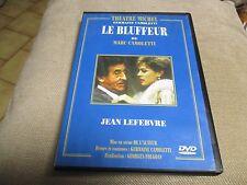 "DVD ""LE BLUFFEUR"" Jean LEFEBVRE / theatre"