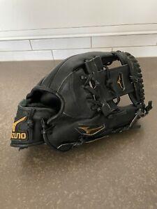 Mizuno Pro Limited Edition GMP 5BK Baseball Glove 11.75 RHT Deguchi Leather