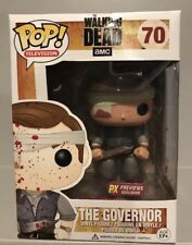 PX EXCLUSIVE Funko pop! TV: The Walking Dead: The Governor #70 (bloody Variant)