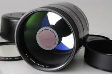 Minolta Reflex AF 500mm f/8 -NearMint (Mi-27)