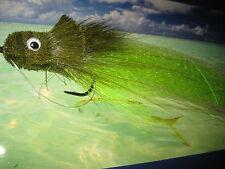 V Fly Taglia 5/0 Camper Grafico Deep Diver SUPER Predatore Speciale Saltwater Fly