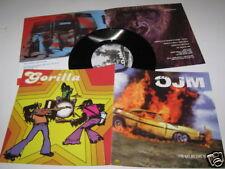 """OJM / GORILLA – split 7"""" – stoner rock"""
