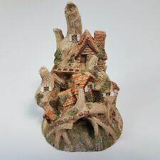 Small Vintage David Winter Woodcutters Cottage
