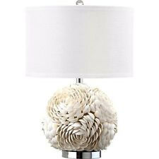 Table Lamp Pauley Shell Hand Crafted, Unique Piece Of ART Elegant Coasty Look