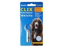 CLIX MULTI PURPOSE DOG WHISTLE OBEDIENCE TRAINING RECALL GUN DOG