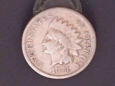 1874 Indian Head Cent!!  Better Date! Combined Shipping!!