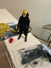 Mezco Toyz One:12 Golden Skull Ninja (with extras)