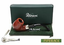 NEW Peterson System Briar Pipe Smooth Finish (312)  P Lip