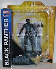 **IN STOCK*Marvel Select Black Panther Movie Action Figure Diamond Toys Avengers