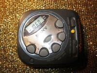 SONY Walkman SRF-M35 AM/FM Portable Running Jogging Radio