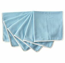 Microfiber Glass Towels Cleaning Cloths Eyeglass 6 Pcs Fast Drying Durable Cloth