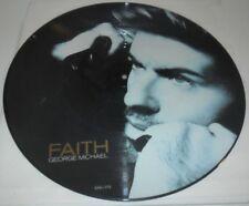 Vinyl LP Single George Michael Picture Disc Faith UK 1987 Epic EMU P3 WHAM!