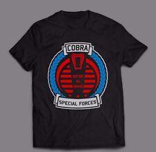 G.I. JOE COBRA SPECIAL FORCES *CUSTOM ARTWORK* QUALITY Mens Shirt *MANY OPTIONS*
