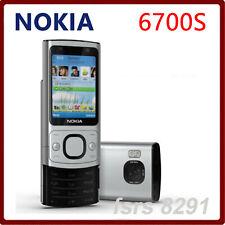Original Brand phone NOKIA 6700s Mobile Phone Camera 5.0MP Bluetooth Java