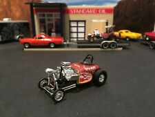 1:64 Hot Wheels LE Pure Hell Fuel Altered Vintage Drag Racing Car