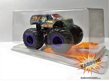 100 Hot Wheels Monster Trucks Jam Plastic Cases Boxes storage display blister