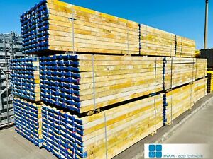 gebraucht Holzträger H20 Doka Träger Schalungsträger Bauholz preiswerte Schalung