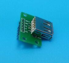 USB Type A Female Breakout Board