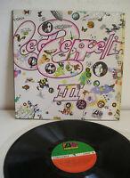Led Zeppelin 3 Venezuela LP 1st press