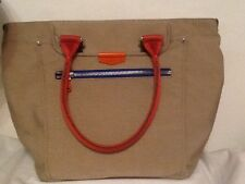Kipling Kaeon Never Full Tote Bag - Beige Block