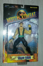 Mortal Kombat Shang Tsung Infinite concept figurine figure 1999 vintage RARE MOC