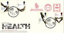 1998 National Health Service - Maternal & Child Welfare MM - NHS, Tredegar H/S