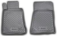 Tappetini in gomma premium per MERCEDES-BENZ SLK-Class R171 2004-2010 2 pez.