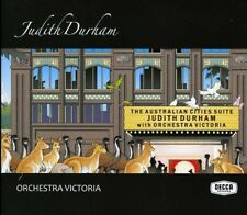 Judith Durham + Orchestra Victoria ‎– The Australian Cities Suite (2012)  CD NEW