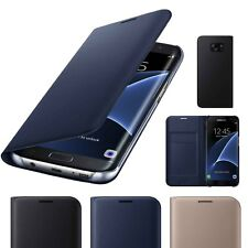 Original Flip Leather Phone Case For Samsung S10 S8 Coque Note 9 A750 Back Cover