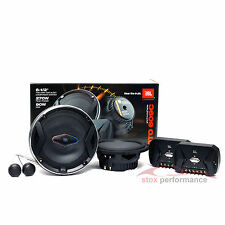 "JBL GTO-609C 6.5"" 2-Way 270Watts Peak GTO Series Component Car Audio Speaker-New"