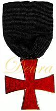 Masonic Knights Templar Order of the Red Cross Jewel Superb Quality